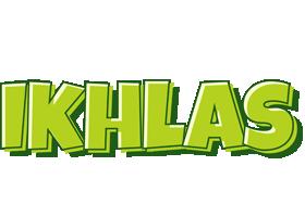 Ikhlas summer logo