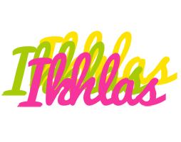 Ikhlas sweets logo