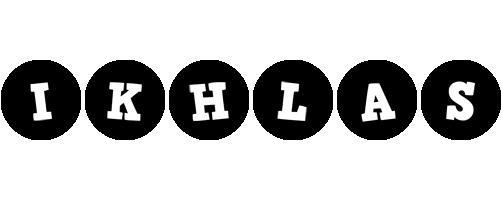 Ikhlas tools logo