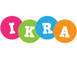 Ikra friends logo