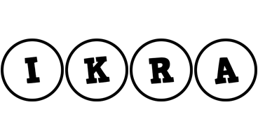 Ikra handy logo