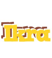 Ikra hotcup logo