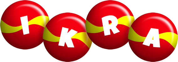 Ikra spain logo
