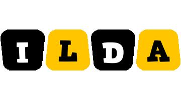 Ilda boots logo