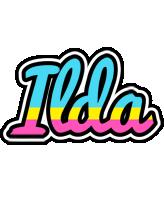 Ilda circus logo