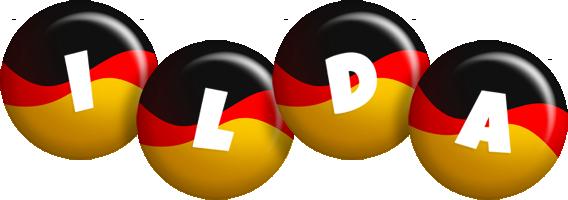 Ilda german logo