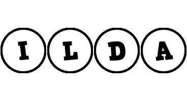 Ilda handy logo