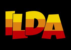 Ilda jungle logo