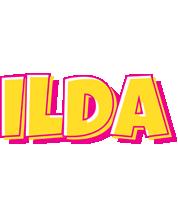 Ilda kaboom logo