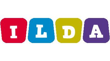 Ilda kiddo logo