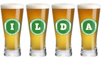Ilda lager logo