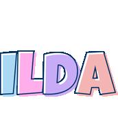 Ilda pastel logo