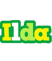 Ilda soccer logo