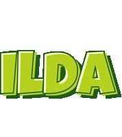 Ilda summer logo