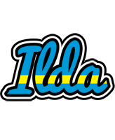 Ilda sweden logo