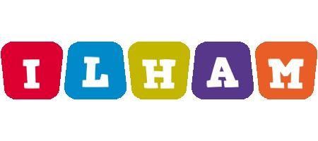 Ilham daycare logo