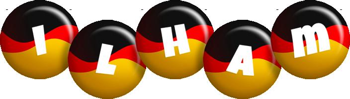 Ilham german logo