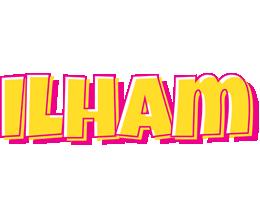 Ilham kaboom logo