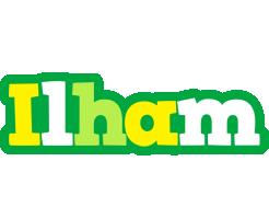 Ilham soccer logo