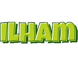 Ilham summer logo
