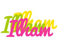 Ilham sweets logo