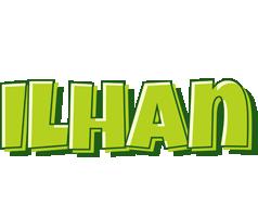 Ilhan summer logo