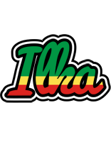 Ilka african logo