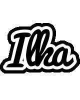 Ilka chess logo