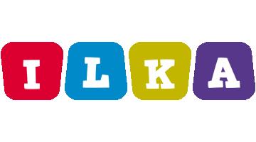 Ilka daycare logo