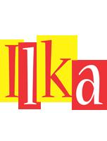 Ilka errors logo