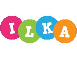 Ilka friends logo