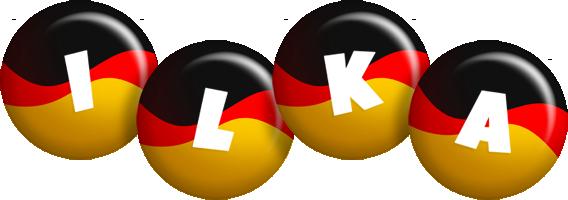 Ilka german logo