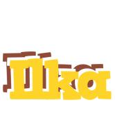 Ilka hotcup logo