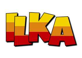 Ilka jungle logo