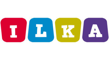 Ilka kiddo logo
