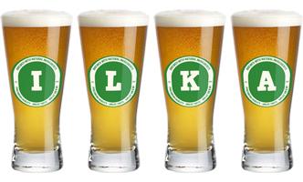 Ilka lager logo
