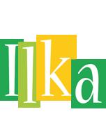 Ilka lemonade logo