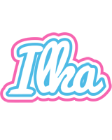 Ilka outdoors logo