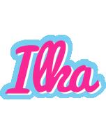 Ilka popstar logo