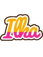 Ilka smoothie logo