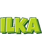 Ilka summer logo