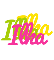 Ilka sweets logo