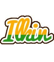 Ilkin banana logo