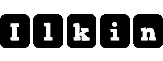 Ilkin box logo