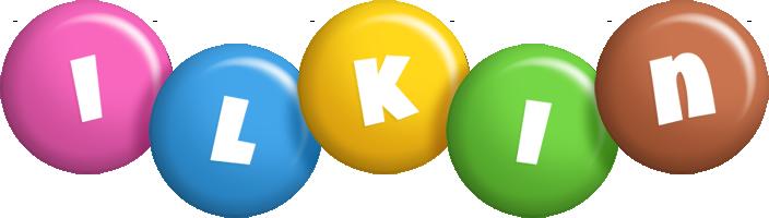 Ilkin candy logo