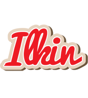 Ilkin chocolate logo