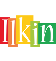 Ilkin colors logo