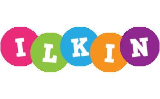 Ilkin friends logo