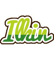 Ilkin golfing logo