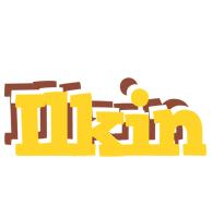 Ilkin hotcup logo